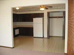 Townwood Apartments - kitchen of 2 bedroom