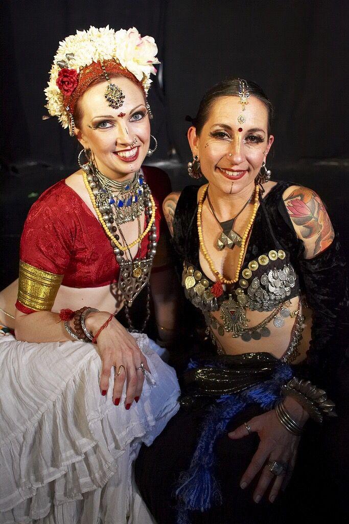 FCBD Via Flickr American tribal style belly dance