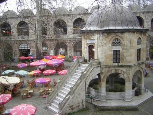 Bursa, Turkey - Silk Bazaar