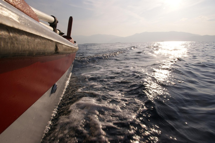 A Greek moment for the weekend! We've gone fishing. Catch your own in Halki island, Greece.