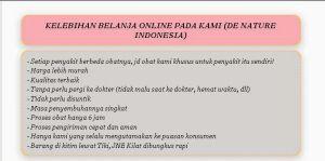 DE NATURE INDONESIA
