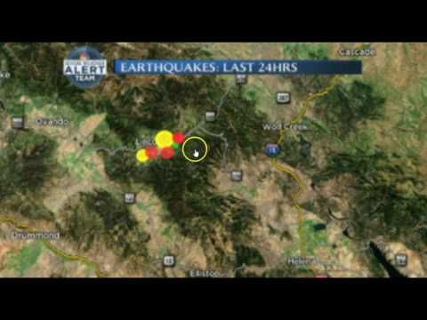 """Yellowstone """"Supervolcano"""" Concerns Rise After Montana Hit by Strongest Earthquake In 20 Years - YouTube"""