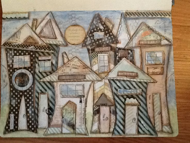 More whimsical houses
