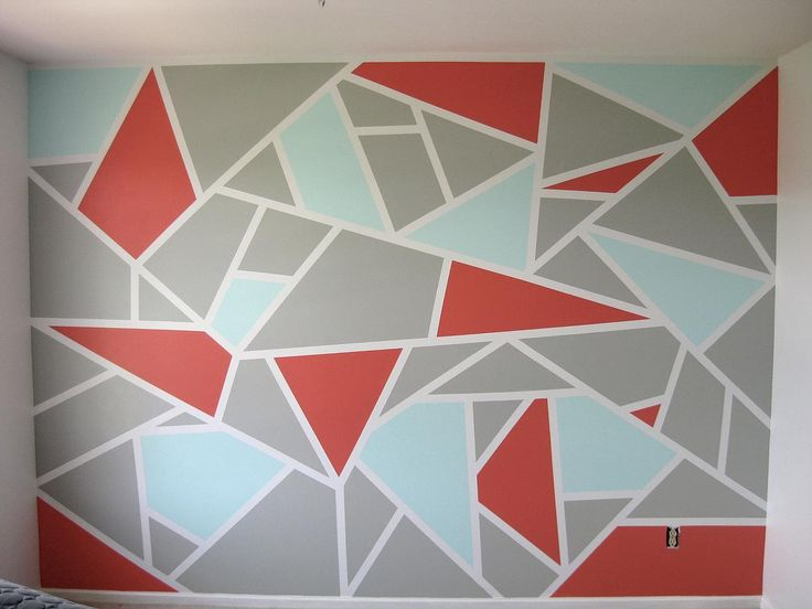 Our DIYnamic Home Blog   Accent Wall Adventure
