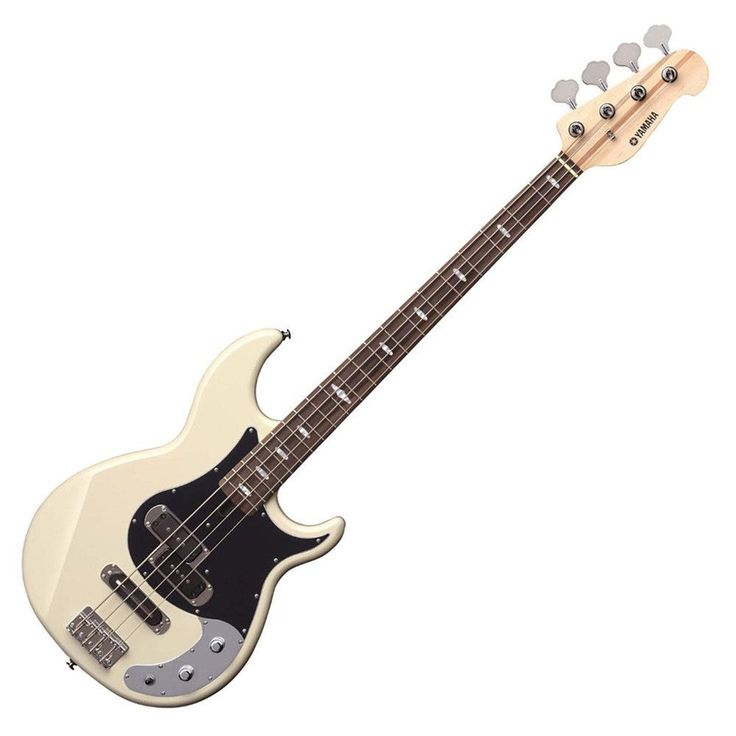 Yamaha's BB424X 4-String bass has one simple goal, and that's great tone. It features a ceramic magnet type pickup used at the front position delivers powerful bass tone. It also features a 5-piece Ma