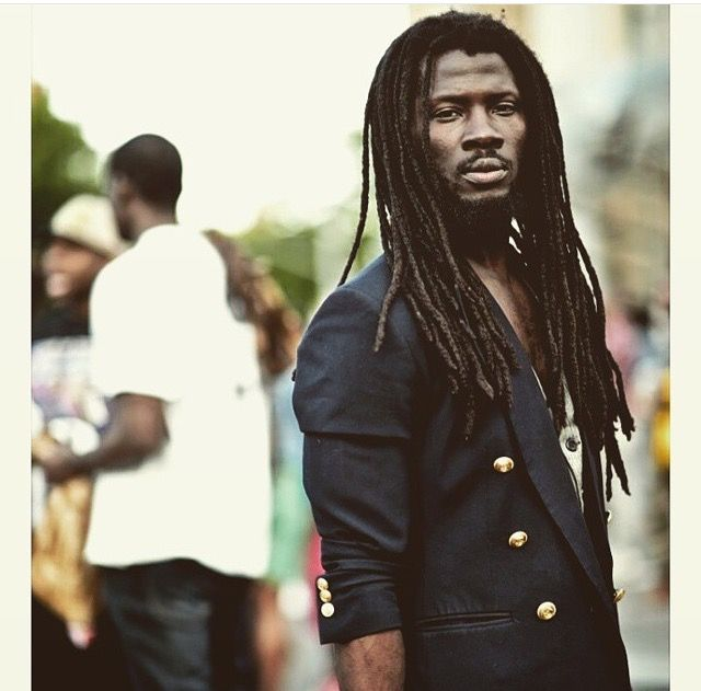 via @thelocgallery | black men with locs.