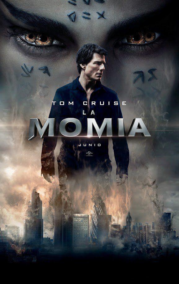 ~ La Momia (2017) ~ [ 6 ] Yelmo Icaria, 12/06/2017