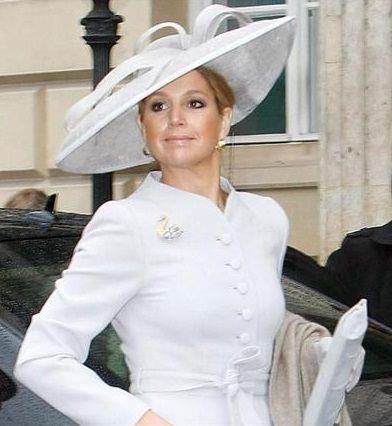 #Maxima de Holanda #style #hats