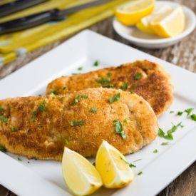 Gluten Free Chicken Schnitzel [Becomingness]