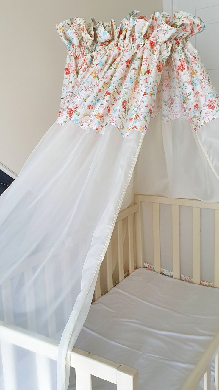 Bed Canopy Crib Canopy Nursery Decor Hanging Canopy Baby Shower Gift Nursery Can Crib Canopy Shabby Chic Nursery Decor Chic Nursery Decor