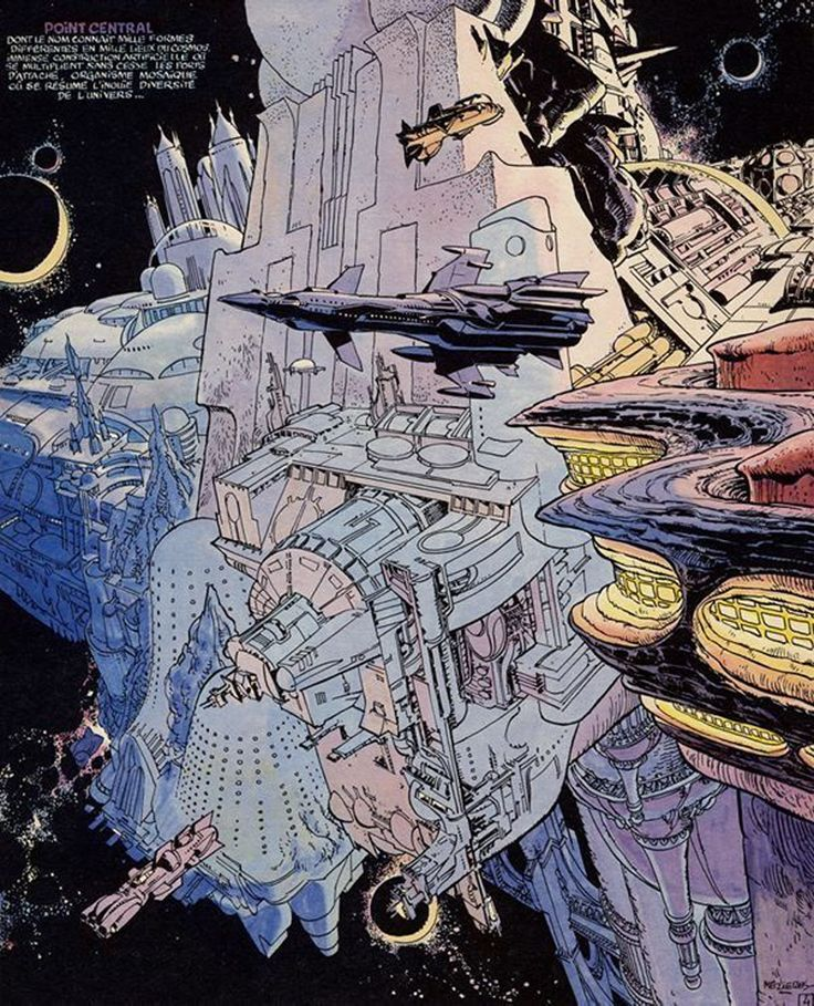 Not many people in the U.S. will know that Luc Besson's lavish new scifi epic, Valérian and the City of a Thousand Planets, is actually yet another movie adaptation of a hit comic book. This is mainly because Valerian the comic was never a hit in the U.S., although it's been one of Europe's best-loved scifi series for nearly 50 years. Want to know more about the history behind the movie, and the universe it inhabits? Here's everything you need to know about Valérian.