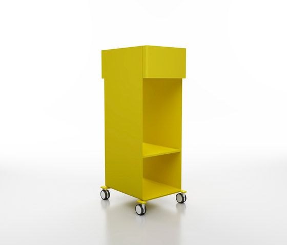Pedestals   Tables   Beside   Systemtronic   Estudio Enblanc. Check it out on Architonic