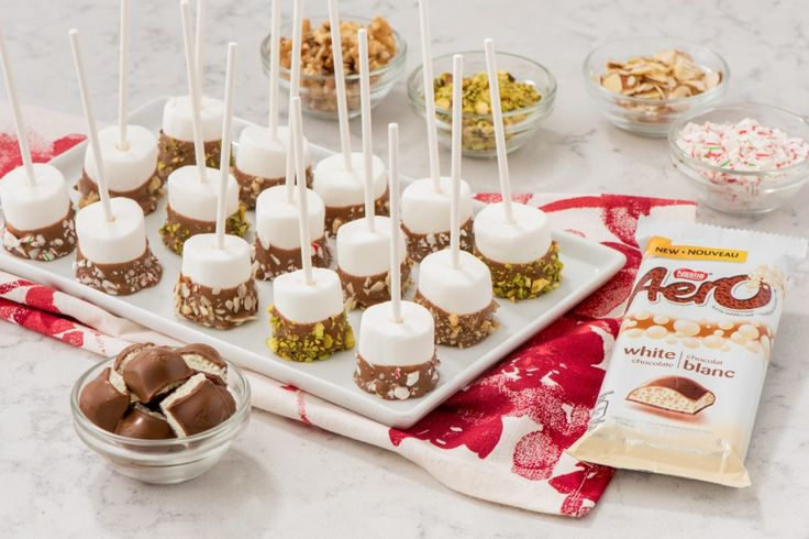 These easy treats will brighten up any festive gathering. Get creative and use your imagination for alternate dips