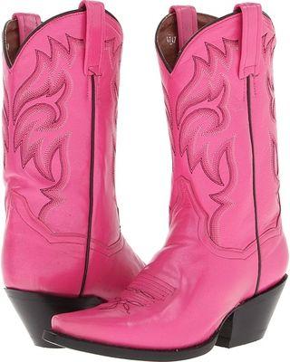 Dan Post - Kimmie (Pink) Women's Boots