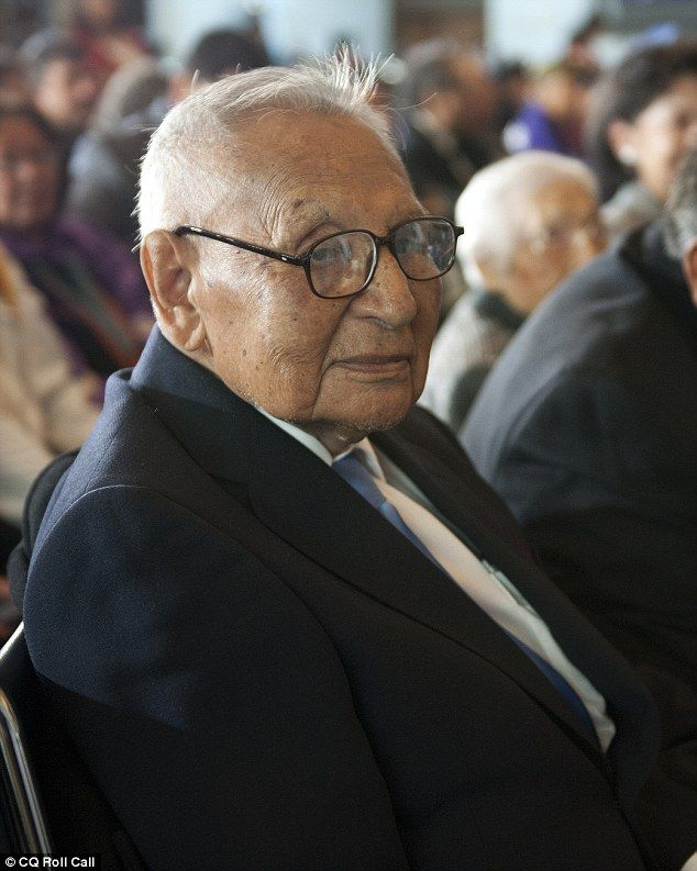 One of the last surviving Native Americans who used their tribal languages to outwit the enemy during the Second World War has died in Oklahoma, aged 96. Edmond Harjo, a member of the Seminole Nation who was awarded the Congressional Gold Medal for his war-time service.