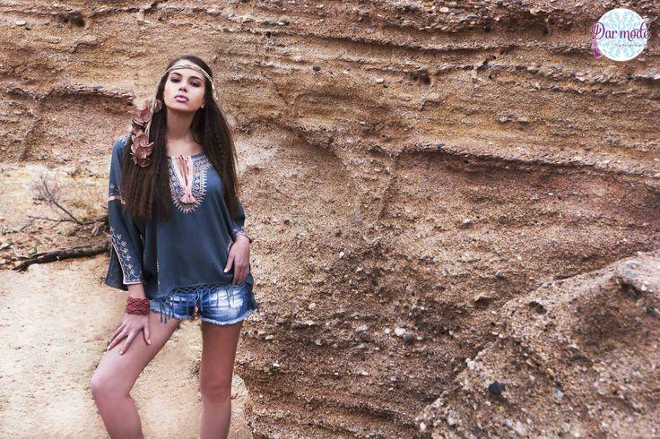 Top Sana・Salt in the air Sand in my hair lookbook