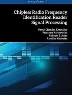 Chipless Radio Frequency Identification Reader Signal Processing free download by Nemai Chandra Karmakar Prasanna Kalansuriya Rubayet E. Azim Randka Koswatta ISBN: 9781119215752 with BooksBob. Fast and free eBooks download.  The post Chipless Radio Frequency Identification Reader Signal Processing Free Download appeared first on Booksbob.com.
