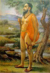 Shivaji as a true disciple