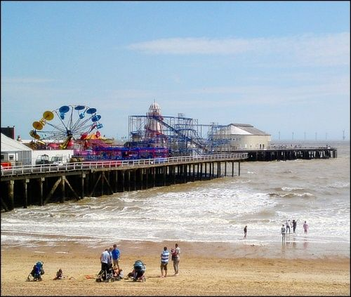Clacton on Sea -- The Pier