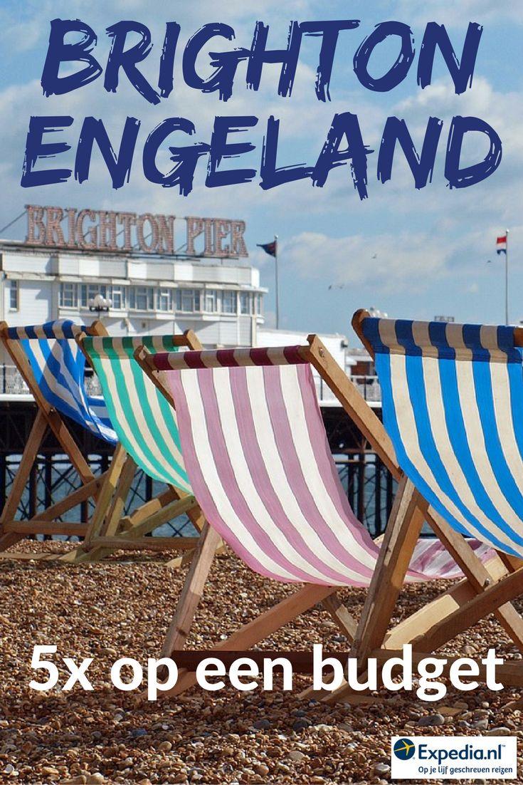 5x Brighton met een klein budget, Engeland || Expedia.nl