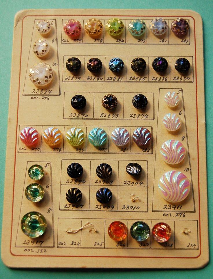 119 best Buttons Sales Sample Cards images on Pinterest - sample cards