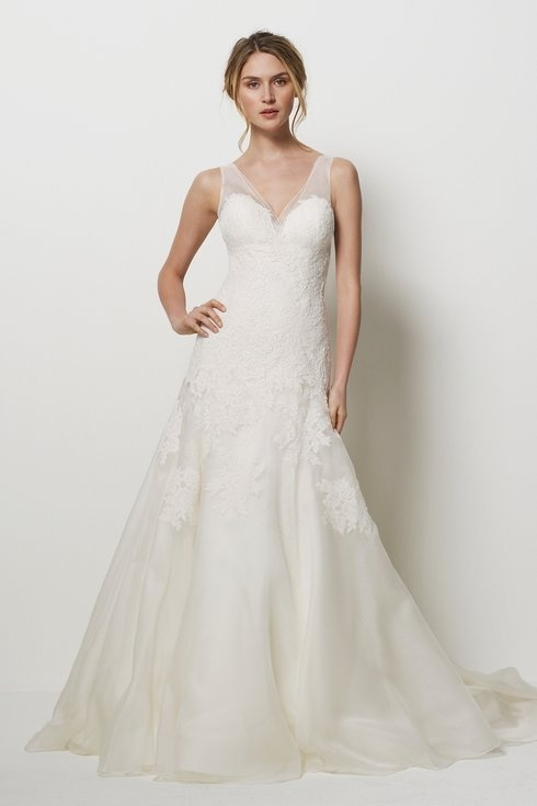 107 best vestidOs images on Pinterest   Wedding dressses, Wedding ...