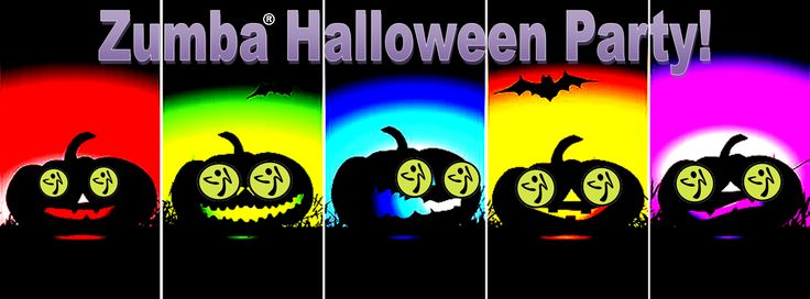 Image result for zumba halloween