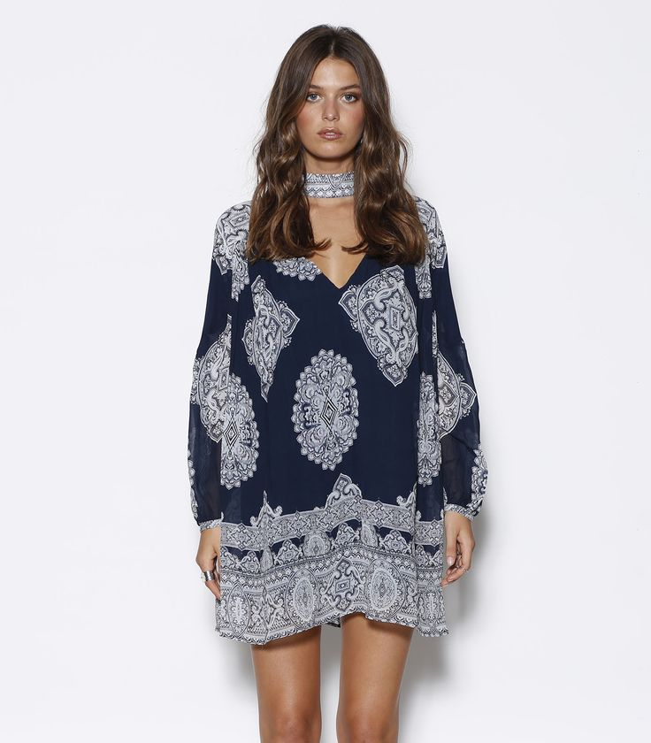 Ministry of Style - Moroccan Tunic Dress