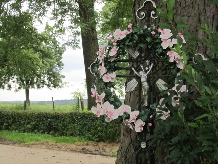 Wegkruis in Zuid-Limburg
