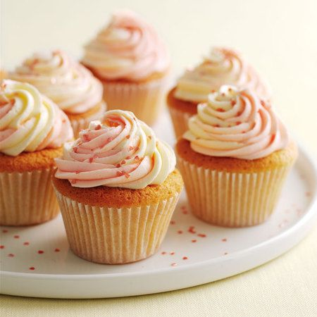 MARY BERRY'S VANILLA CUPCAKES RECIPE. www.handbag.com