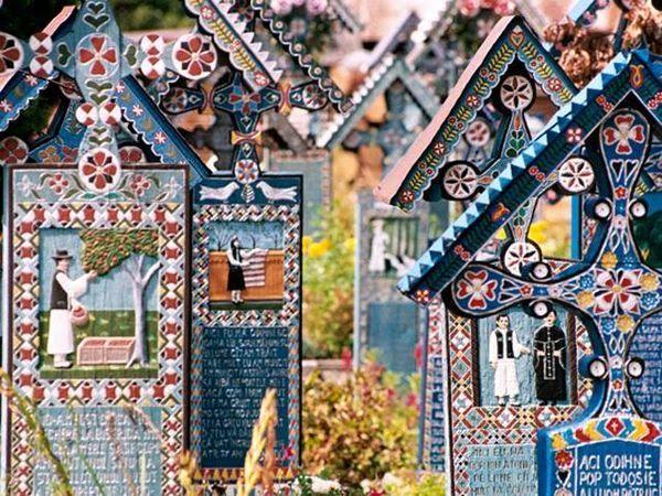 Merry Cemetery - Romania / 2