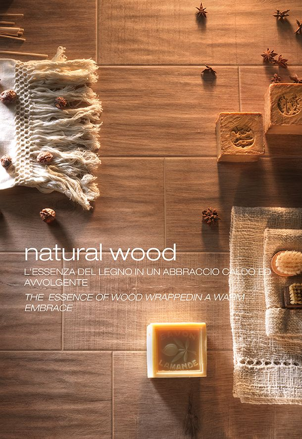 Natural Wood Collection