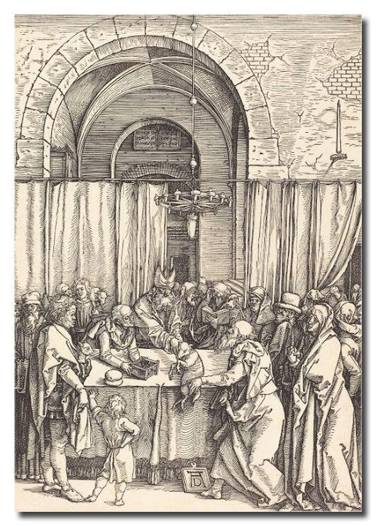 Reprodukcja Albrecht Durer kod obrazu durer88