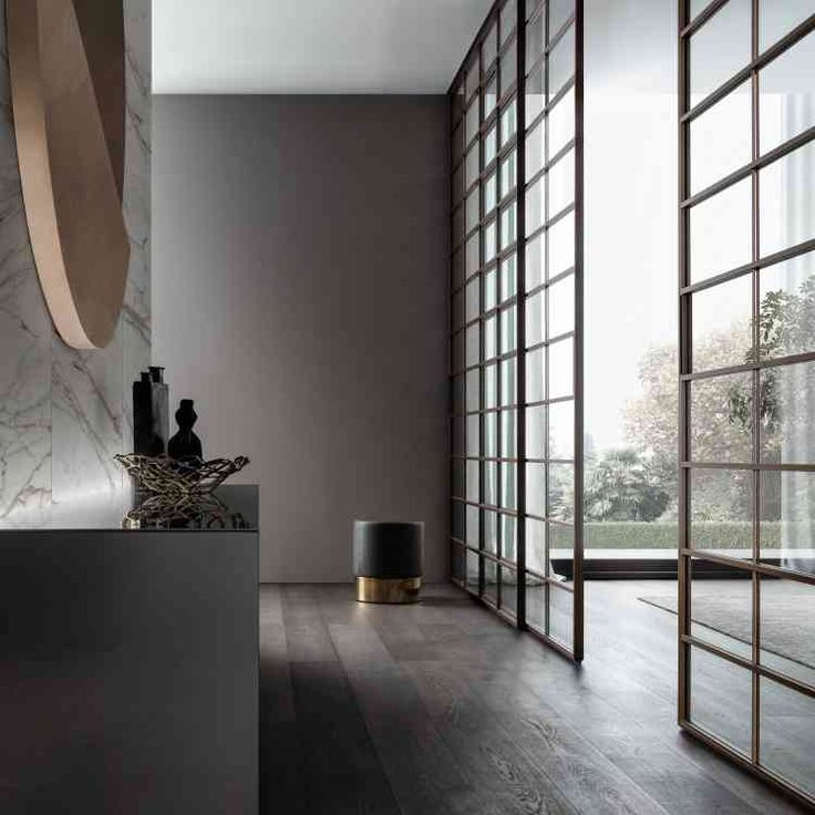 g glass window idea to separate lower living from forth bedroom soho by rimadesio