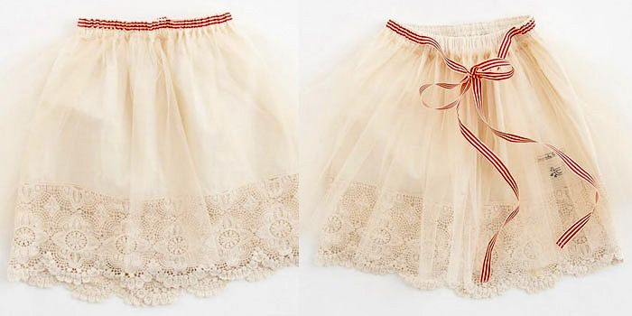 little pinwheel skirt! Gorgeous!