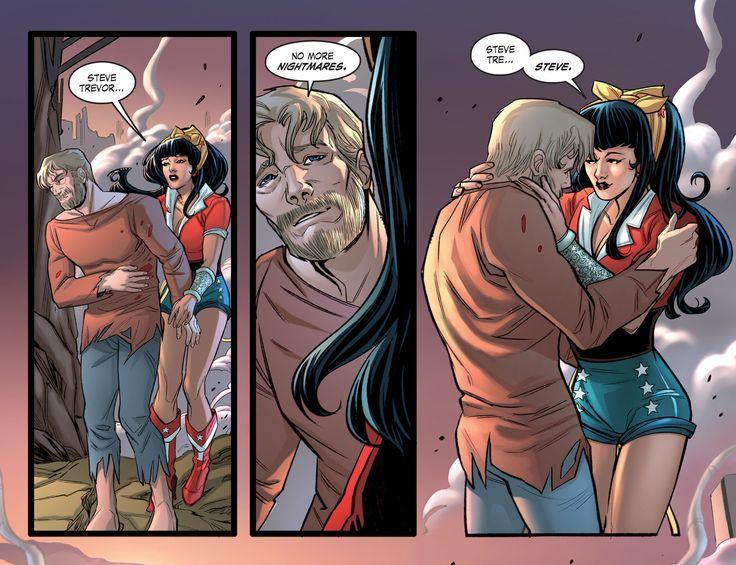 DC Comics: Bombshells Issue #32 - Read DC Comics: Bombshells Issue #32 comic online in high quality