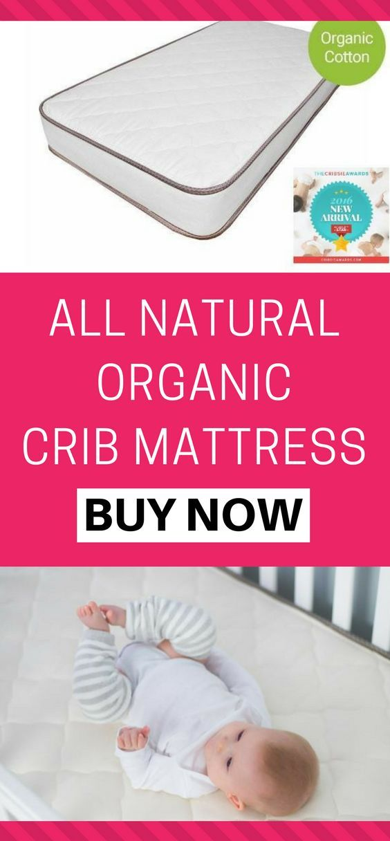 All Natural Organic Crib Mattress Emily