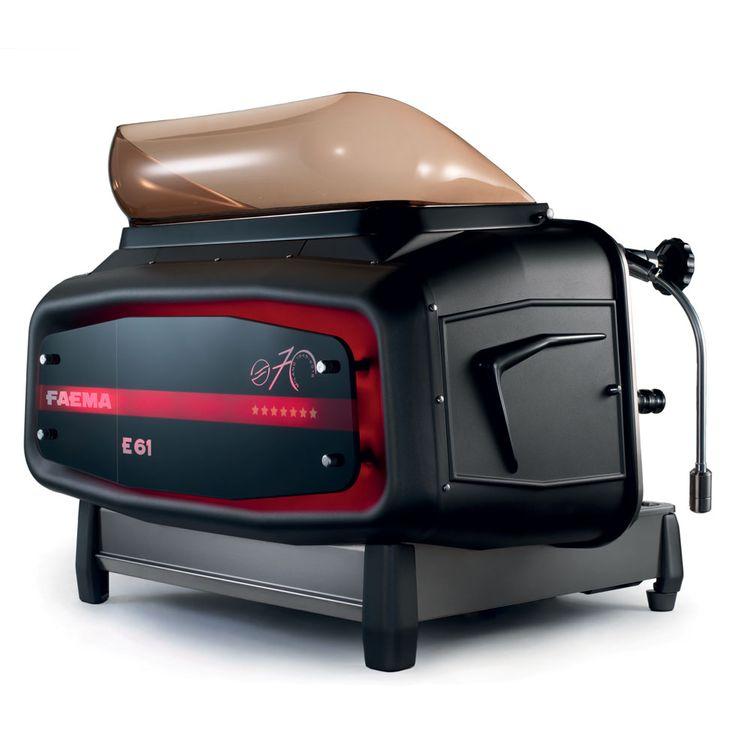 E61 Limited Edition - traditional espresso machines   Faema