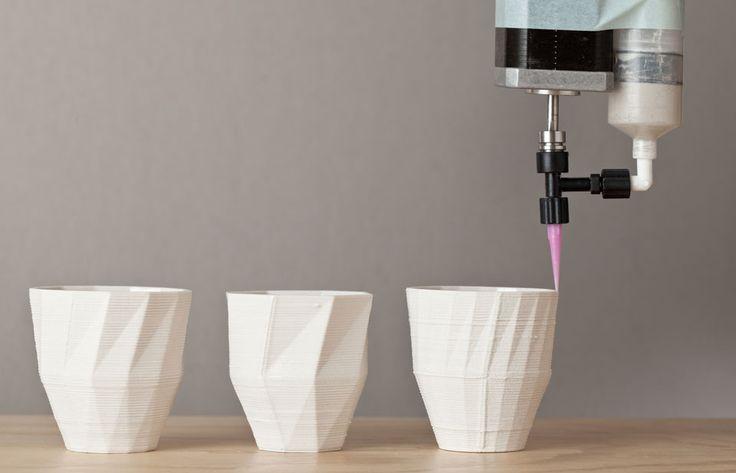 Unfold, les potiers 3D |MilK decoration                                                                                                                                                                                 Plus