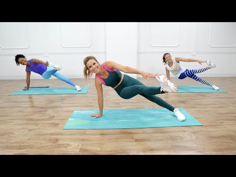 (11) 45-Minute Full-Body Sculpting Workout With Love Sweat Fitness - YouTube