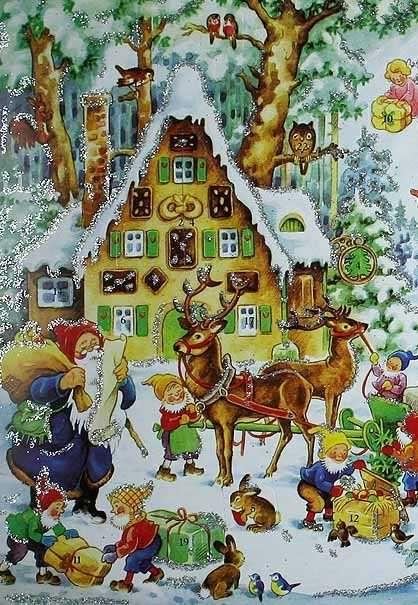 Dolce Prugne: paisajes navideños parte 2