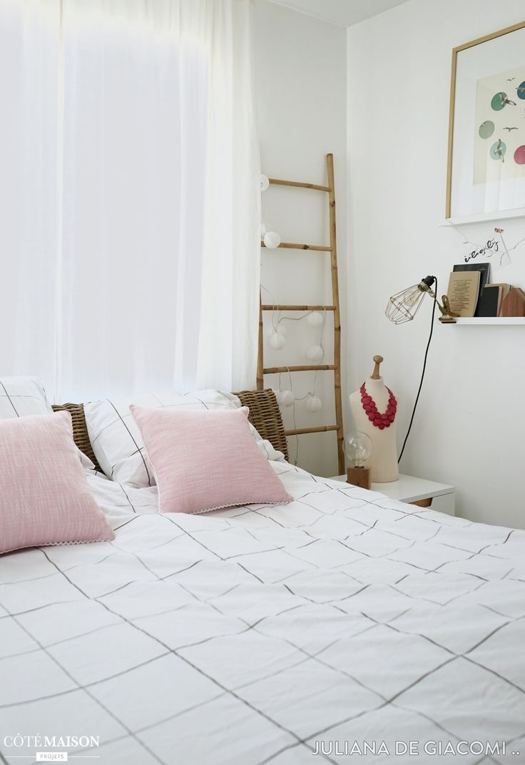 Ma chambre style scandinave, Juliana de Giacomi .. - Côté Maison