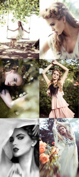 Lara Jade Whimsical Gorgeousness... It doesn't get any better than this!