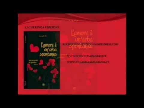 Booktrailer L'amore è un'erba spontanea