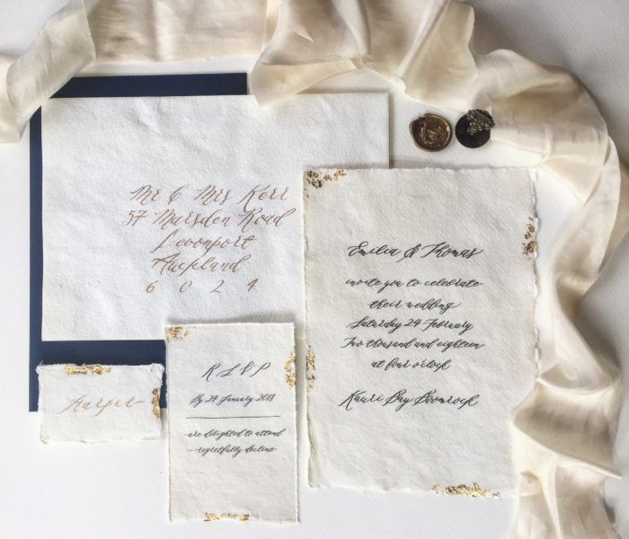 wedding suites – Inkberry Calligraphy
