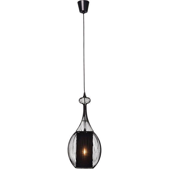 Pendant Lamp Swing Iron Round - KARE Design