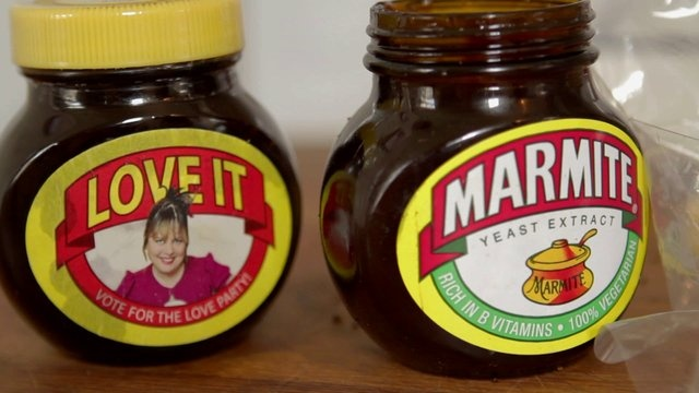 Marmite on Toast for beginners by our friend Ms Marmite lover