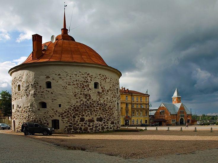 Round Tower (1547-1550), Vyborg