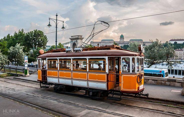 Old Tram by Zsolt Hlinka on 500px