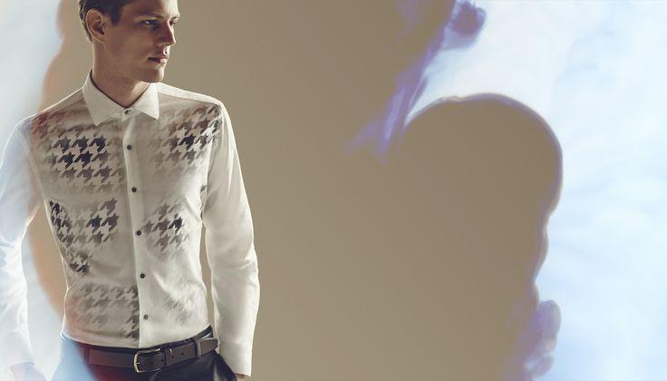 Scopri la Collezione 2014 Camicie d'Autore Ingram: arte dipinta a mano su camicie da uomo d'autentico artigianato toscano, per un capolavoro di stile.